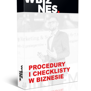 procedury i checklisty w biznesie